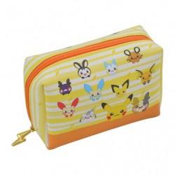 Pochette carrée Pokémon HOPPE DAISHŪGO japan plush