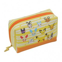 Square Pouch Pokémon HOPPE DAISHŪGO japan plush