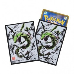 Card Sleeves Rayquaza Calligraphy Sumie Retsuden Pokemon TCG Japan japan plush
