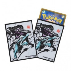 Protèges-cartes Suicune Calligraphie Sumie Retsuden Pokemon TCG Japan japan plush