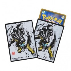 Card Sleeves Raikou Calligraphy Sumie Retsuden Pokemon TCG Japan japan plush