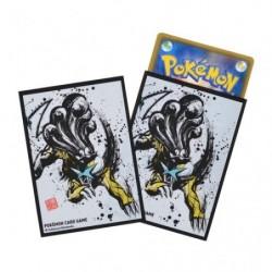 Protèges-cartes Raikou Calligraphie Sumie Retsuden Pokemon TCG Japan japan plush