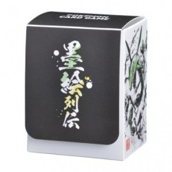 Deck Box Pikachu and Rayquaza Calligraphy Sumie Retsuden Pokemon TCG Japan japan plush