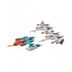 figma Galaxian Galaxip GFX-D001a / Galaga Fighter GFX-D002f DX Ver. Galaxian/Galaga japan plush