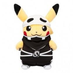 Plush Member Pikachu Skull Team