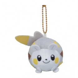 Plush keychain Togedemaru HOPPE DAISHŪGO japan plush