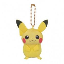Plush keychain Pikachu HOPPE DAISHŪGO japan plush