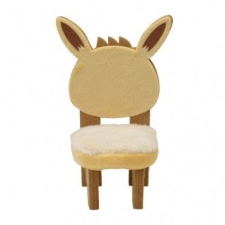 Plush Eevee chair Pokémon Dolls japan plush
