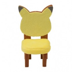 Plush Pikachu chair Pokémon Dolls japan plush