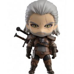 Nendoroid Geralt(Rerelease) The Witcher 3: Wild Hunt japan plush