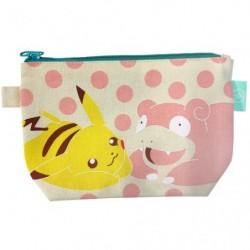 Pochette Goody Pikachu et Ramoloss japan plush