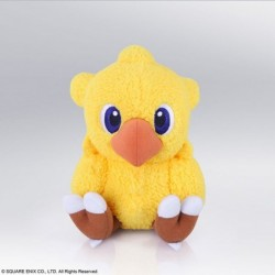 Plush Chocobo Final Fantasy Mofu Mofu