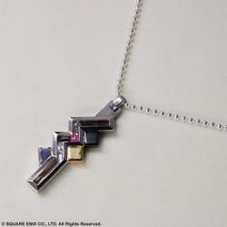 Pendant Silver Lightning FINAL FANTASY XIII japan plush