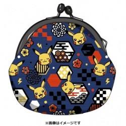 Gamaguchi Pikachu japan plush