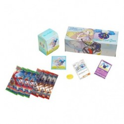 Special Card Box Lili & Cosmog japan plush