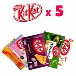 Kit Kat Monthly Pack japan plush