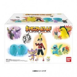 Figurine Pokemon Scale World Johto Region