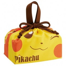 Lunch Bag Pikachu Face japan plush