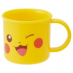 Tasse Pikachu visage japan plush