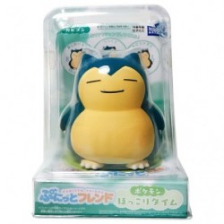 My Friend Snorlax japan plush