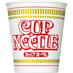 Cup Noodle Shoyu japan plush