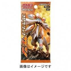 Booster Card Collection Sun japan plush