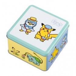 Face Cookie Box Pokémon Life japan plush