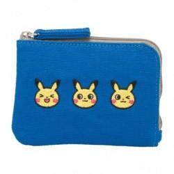 Coin Case Pikachu Pokémon Life japan plush