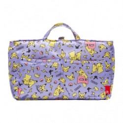 Grosse Shopping Sac Violet japan plush