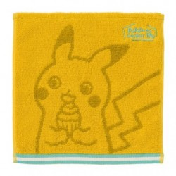 Serviette Main Pikachu Pokémon Life japan plush