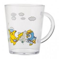 Plastic Mug Cup Pokémon Life japan plush