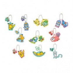 Keychain Pokémon Live Collection BOX japan plush