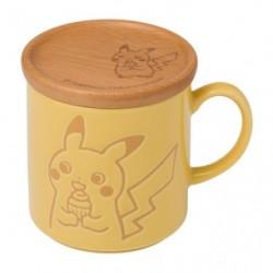 Mug Cup Pokémon Pikachu Life japan plush