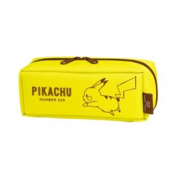 Pencase Pikachu number025 Yellow