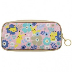 Pencase Flower japan plush