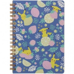 Cahier Note B6 Fruits japan plush