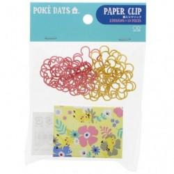 Clip Fleur japan plush