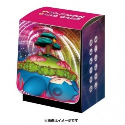 Deck Box Ronflex Gigamax Pokemon TCG Japan