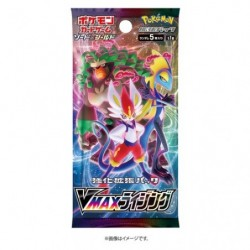 Booster Card Vmax Rising Pokemon TCG Japan