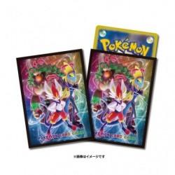 Protèges-cartes Vmax Rising Pokemon TCG Japan japan plush