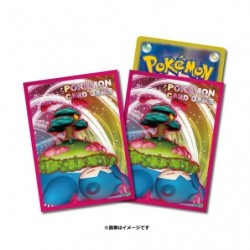 Protèges-cartes Ronflex Gigamax Pokemon TCG Japan japan plush