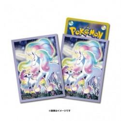 Card Sleeves Galarian Ponyta Rapidash Pokemon TCG Japan japan plush