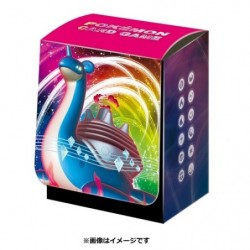 Deck Box Lokhlass Gigamax Pokemon TCG Japan