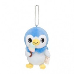Keychain Plush Piplup Cute Sakazaki japan plush