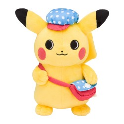 Plush Pikachu Cute Sakazaki japan plush