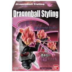 Figure Super Saiyan Rose Goku Black Styling Dragon Ball japan plush