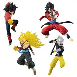 Figure Dragon Ball Super VS Dragon Ball 13 japan plush