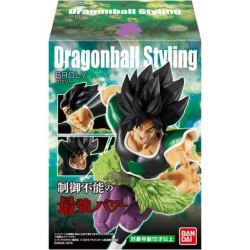 Figure Broly Styling Dragon Ball japan plush