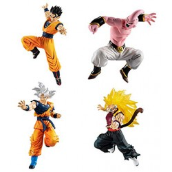 Figure Dragon Ball Super VS Dragon Ball 12 japan plush