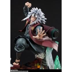 Figurine Jiraya Zero Naruto Shippuden japan plush